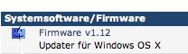 Tascam Firmware