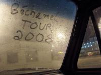 Béchamel Tour 2008